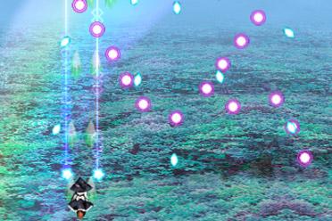 东方project弹幕射击游戏《东方虹龙洞》专题上线