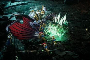 《战锤西格玛时代风暴之地》预告!战略玩法首次公开