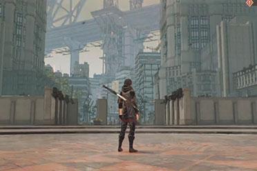 《绯红结系》新实机演示 展示城市探索 Boss战!