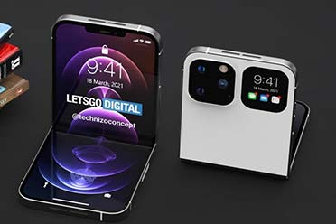 曝料:苹果2023年推折叠手机!TPK纳米银线触摸技术