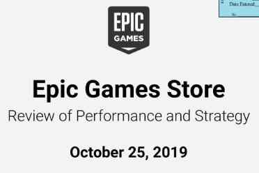 Epic商业秘密曝光:93%玩家只领不买 喜加一成本很高