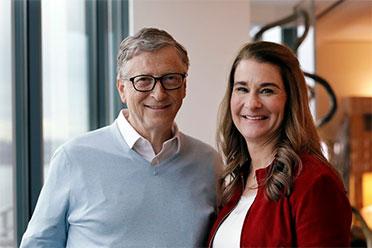 比尔·盖茨与妻子宣布离婚!结束长达27年的婚姻