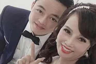 63岁中国富婆为抓住27岁小丈夫的心 15万整容成美少女!
