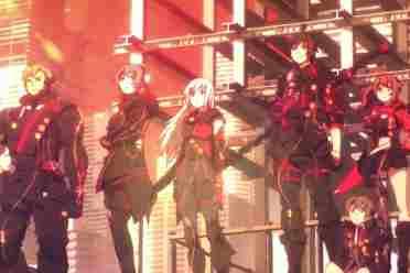 《绯红结系》游戏开场动画公布!新奇的超脑力ARPG