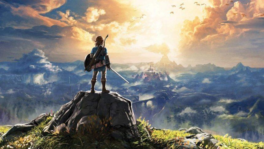 Xbox曾预计《塞尔达传说:荒野之息2》会在2020年发布
