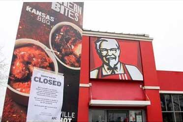 """陷入""""鸡荒""""?美媒:鸡肉价格大涨!肯德基等餐饮缺货"""