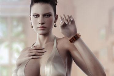 《生化危机》系列最性感女角色!玩个游戏真让人肾疼
