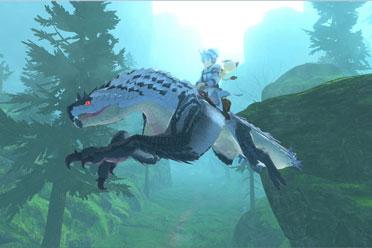 《怪物猎人物语2破灭之翼》截图!新人物/怪物公开