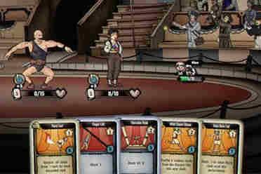 马戏团卡牌构筑游戏《惊奇美国马戏团》跳票至8月!