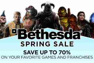 Steam每日特惠:B社游戏春促 大量好评游戏平史低!
