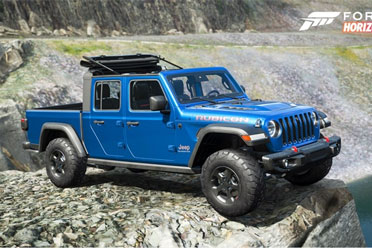 《地平线4》第35季更新!Jeep携手多款豪车等你赢取