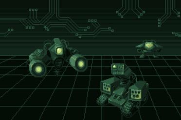 回合制战术游戏《大型机防御者熔毁》游侠专题上线