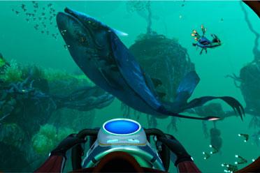 《零度之下》IGN 9分:最好的开放世界生存游戏之一