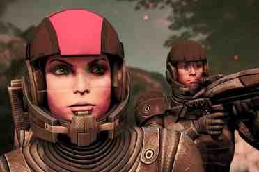 《质量效应:传奇版》11分钟实机演示 经典RPG回归!