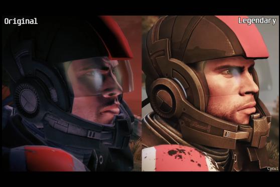 IGN放出《质量效应:传奇版》开场21分钟演示画面