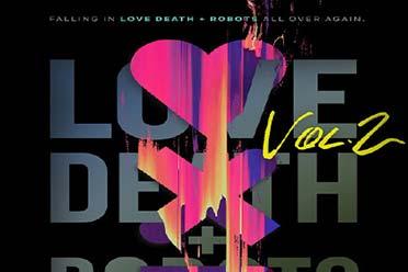 《爱,死亡和机器人》第二季上线了:燃到抖腿!共八集