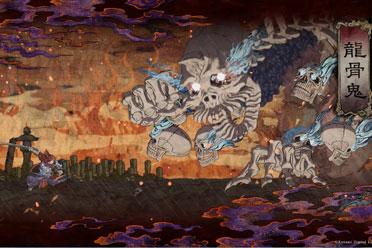 浮世绘动作游戏《月风魔传》现已登陆steam!锁国区