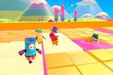 《糖豆人》4.5更新上线:支持PC/PS4跨平台联机游戏