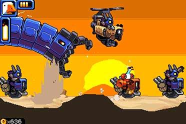 横版像素风游戏《暴走大鹅》6月5日发售!登陆全平台