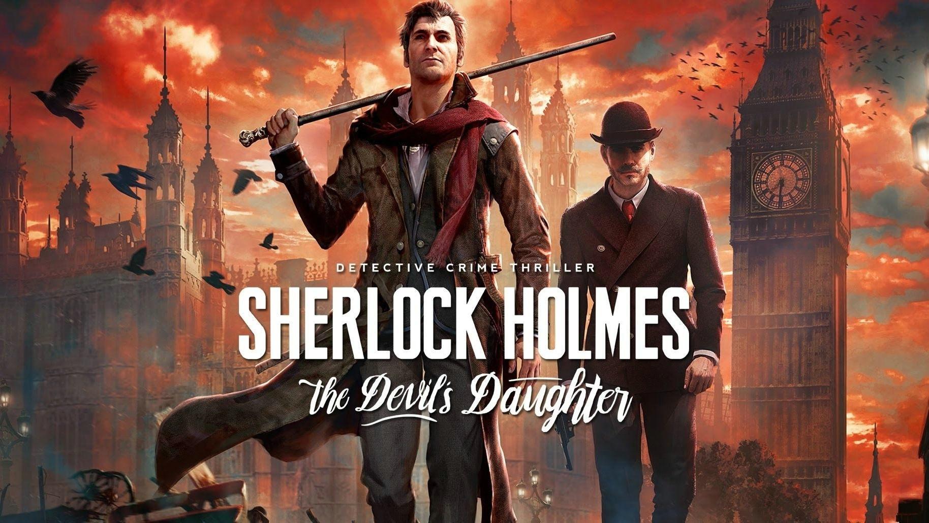Steam每日特惠:《福尔摩斯:恶魔之女》史低只需3.7!