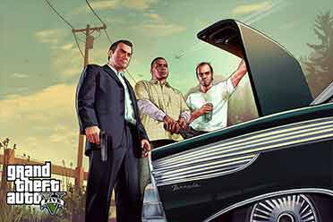 极度接近现实!英特尔分享《GTA5》最新游戏画面!