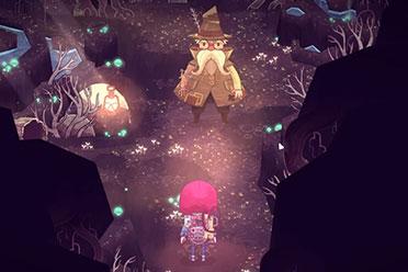 手绘风冒险游戏《内心狂野》前20分钟实机演示公开!