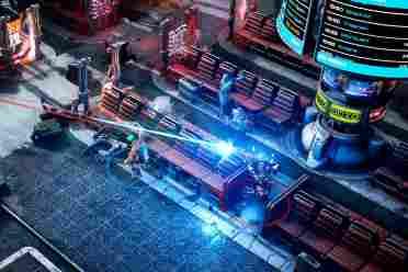 赛博朋克新游《上行战场》Steam预购开启!PC配置