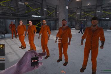 《监狱模拟器:序章》免费登陆steam!好评率94%