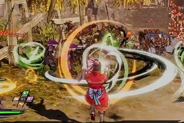《战国无双5》前田利家等六名武将动作介绍影像赏!