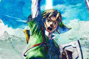 《塞尔达传说:御天之剑HD》公布了最新游戏截图!