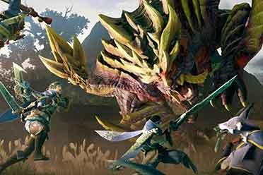 本周热门看点:《怪猎崛起》3.0直播 Epic神秘喜加一