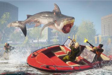 《食人鲨》现已登陆steam!首发特惠98元 好评率93%