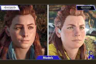 《地平线2》与《地平线1》画面对比 效果全面升级!