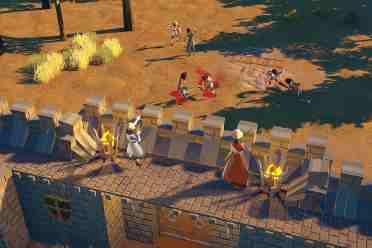 殖民生存游戏《前往中世纪》上架Steam 6月1日发售!