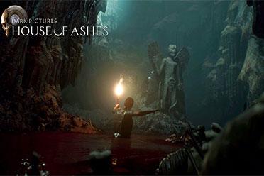 《黑相集:灰烬之屋》新实机演示 美军遭遇神秘怪物