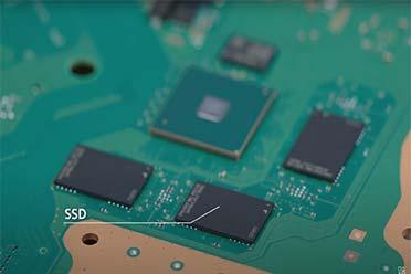 索尼研发的PS5 SSD技术:使虚幻5材质传输将更加流畅