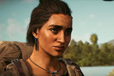 《孤岛惊魂6》画质太拉被骂!女主角也遭外网狂喷