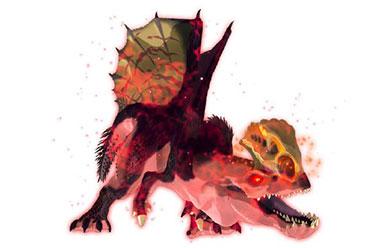 《怪猎物语2》新怪物图鉴 凶光化怪物眼冒红光超狂暴