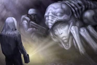《魂斗罗2》低画质BOSS高清还原 童年阴影变成年阴影