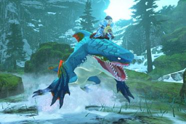 《怪猎物语2》原野介绍 艾露猫的避难处、洛洛斯卡等
