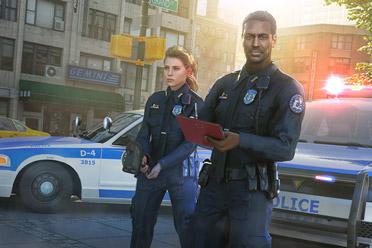 美国警察生活模拟游戏《警察模拟器巡警》专题上线