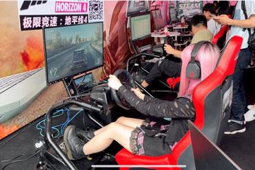 《极限竞速:地平线4》x MG LIVE 2021活动圆满落幕