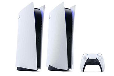 索尼中国商城今天开启 光驱版国行PS5抢购活动!