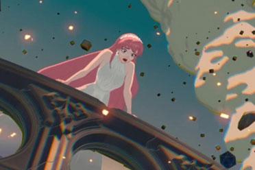 动画新作《龙与雀斑公主》曝预告 龙与少女共踏征途