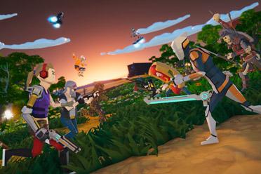 多人第三人称动作射击游戏《Lightnite》游侠专题上线