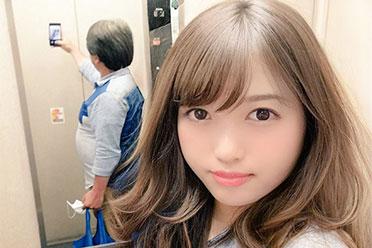 快爱上自己了!日本大叔疯狂迷上 性转变脸App