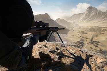 《狙击手:幽灵战士契约2》登陆steam!发售预告片公布