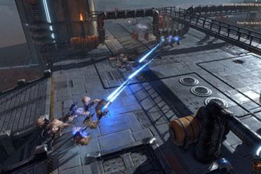 《战锤40K:战斗区域》新预告 战斗修女暴力来袭!