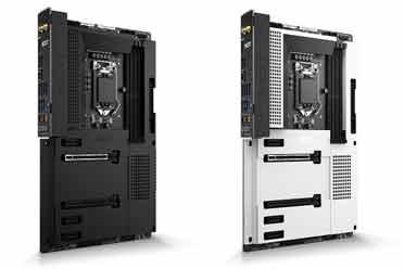 恩杰发布新款ATX N7系列主板 使用最新z590芯片组