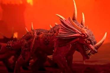 """《全面战争:战锤3》恐虐凶兽""""血肉猎犬""""预告片!"""